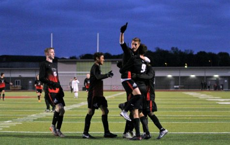 City High Prevails Over Linn Mar With 4-0 Victory
