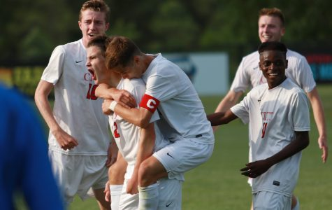 Meyer Slips a Goal Past Ames Sending City to State Championship