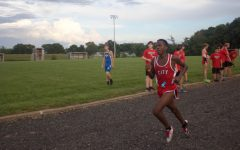 City Dominates First Cross Country Meet of Season