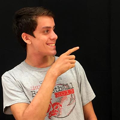 Photo of Miles Morrow