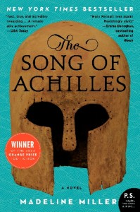 City High Book Reviews-The Song of Achilles