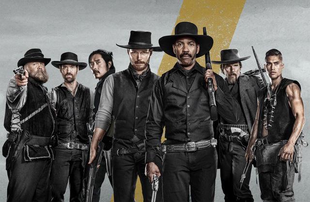 Corbin's Reviews: The Magnificent Seven
