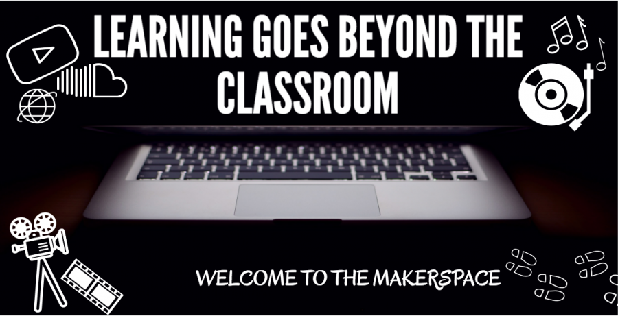 New Makerspace Open In The Library