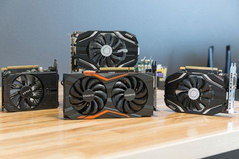 GTX 1050 and 1050 Ti Partner Cards (Photo credit: digitaltrends.com)