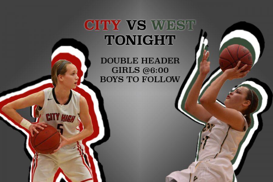 City vs West Basketball Double Header