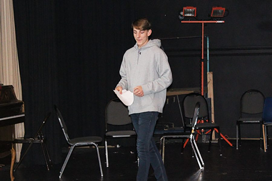 Poetry in Action Comes to City High School