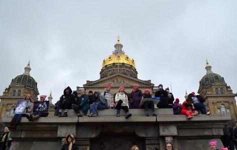 Women's March on Washington: Des Moines Edition