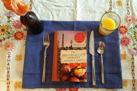 """""""The Hundred-Foot Journey"""" by Richard C. Morais."""