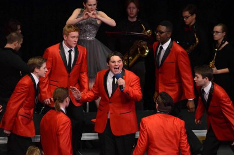 City and West Show Choirs to Perform in