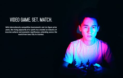 Video Game, Set, Match