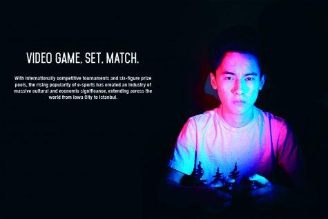 Video Game, Set, Match