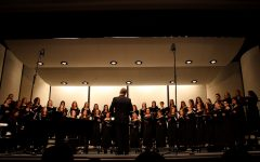 City High Choirs Perform in Their First Concert of the Year