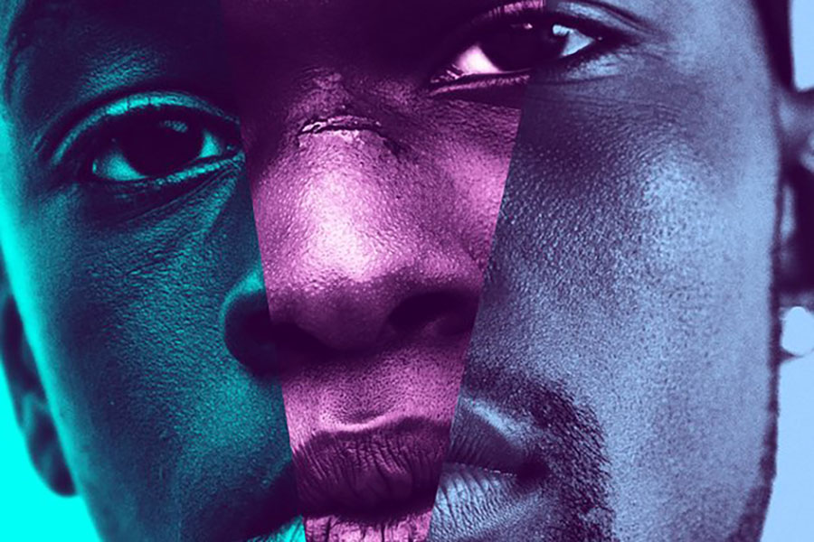 The cover image for the movie Moonlight.