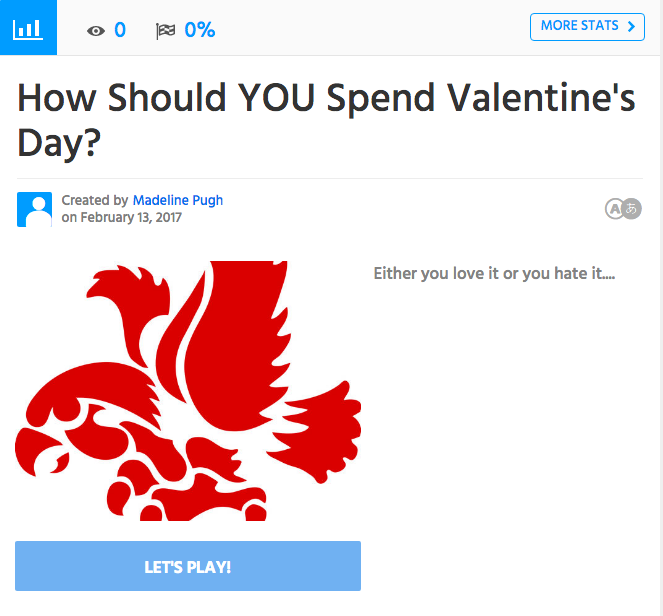 LH Quiz: How Should YOU Spend Valentine's Day?