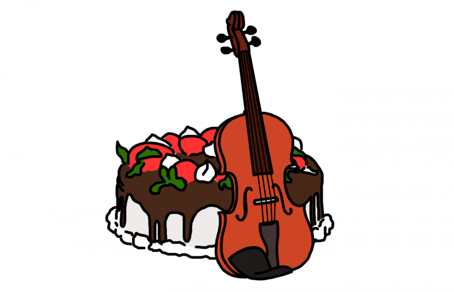 City High Orchestra Dessert Concert