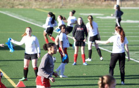 Girls Soccer Kick off 2017 Season