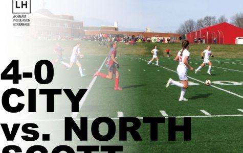 City Women's Soccer Scrimmage Starts Season Off With Success