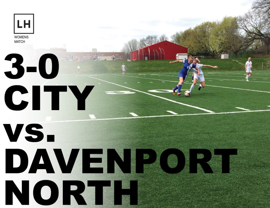 City+Shuts+Out+Davenport+North
