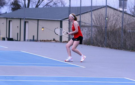 Tennis Team Starts Season Fresh