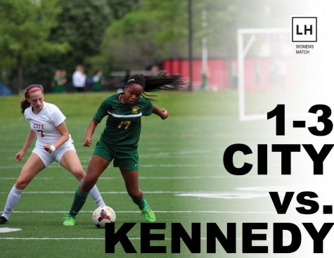 Kennedy Takes Conference Title After Game Against City