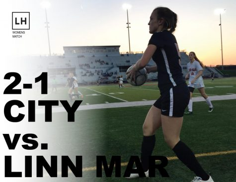 Van Meter's Two Goals Pushes City To Their 7th Season Win