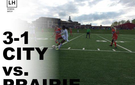 City High Little Hawks Win Against Prairie Hawks