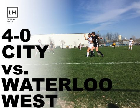 Waterloo West Falls 4-0 to Little Hawks