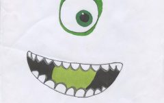 Does Mike Wazowski Wink or Blink?