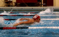 Girls Swimming Claims First Win of the Season