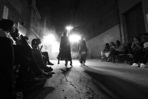 Iowa City Alley to Fashion Runway