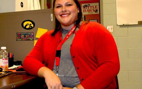 New Biology Teacher To City High