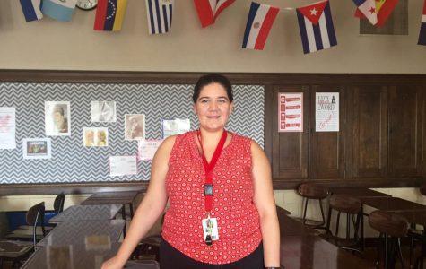 New Teacher Profile: Ms. Angulo