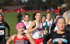 30th year, 11th place, Girls Cross Country finishes season
