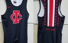 New Nike Singlets for Wrestling Team