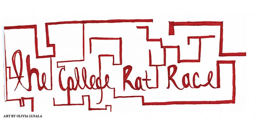 The College Rat Race