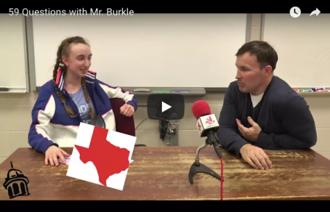 59 Questions with Mr. Burkle