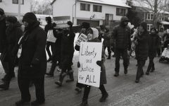 ICCSD Celebrates MLK Day with Color of Unity March