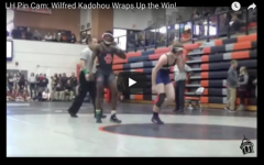 LH Pin Cam: Wilfred Kadohou Wraps Up the Win!