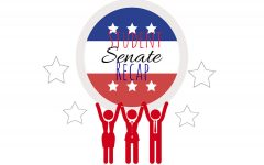 Student Senate Recap: Peaceful Transition of Power