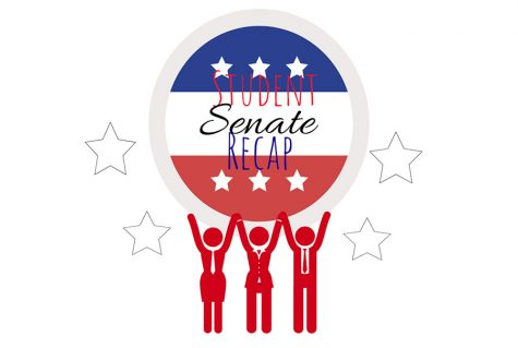 Student Senate Recap: Special Session