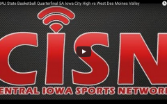 LIVE STREAM:  #1 Iowa City High vs #8 West Des Moines Valley