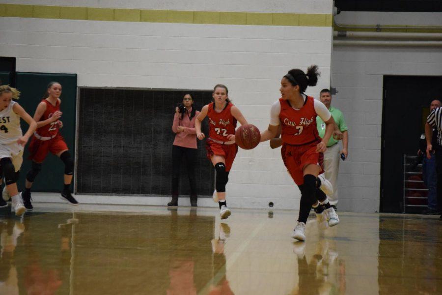 City+High+Girls+Varsity+Basketball+vs+Waterloo+East+Preview