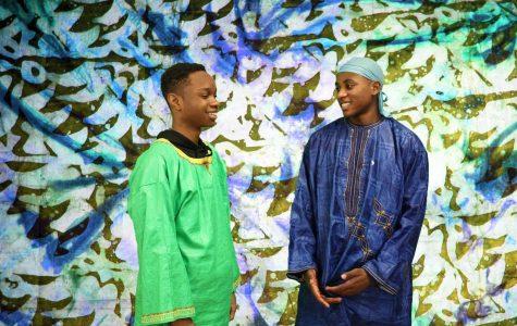 Dino Giovanni Houssou: Togo and Kaleba Jack: Tanzania, DRC