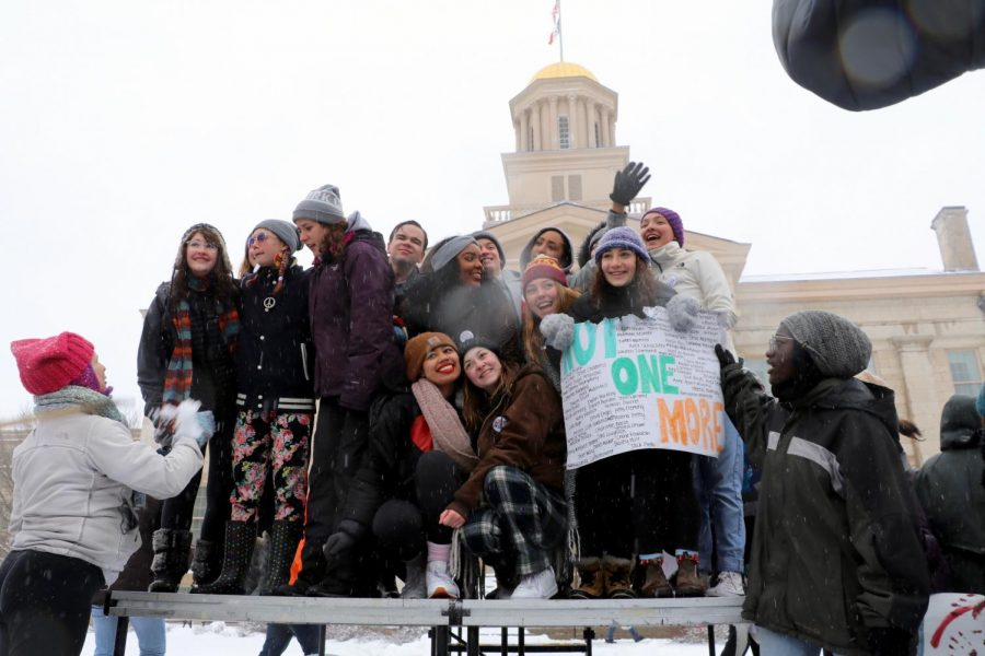Students Against School Shootings (SASS)