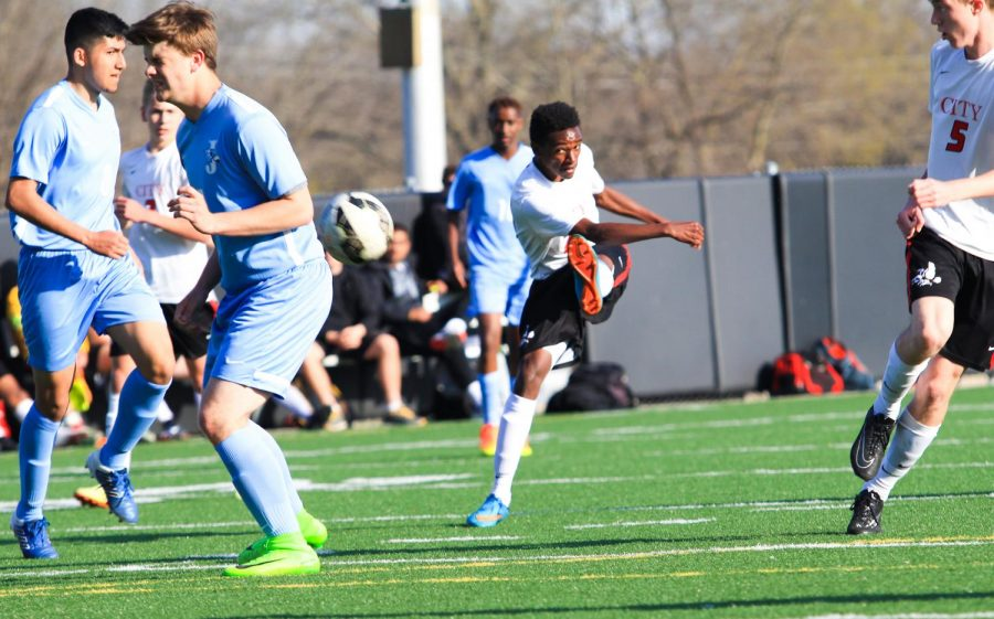 Preview: JV1 Boy's Soccer Looks To Dominate In First Home Game