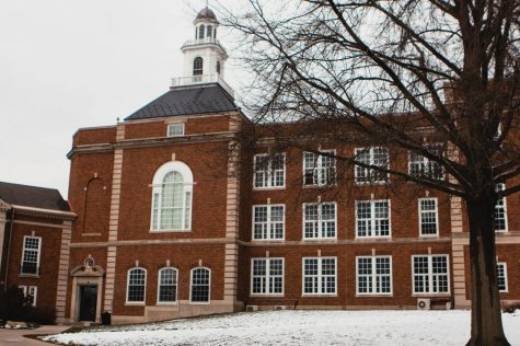 April Snow Storm Hits Iowa City