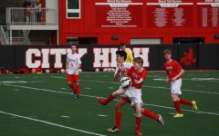 Boy's JV1 Soccer Team Crushes Dubuque Senior