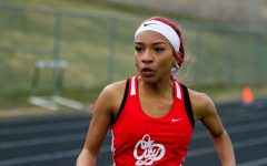 Sprinter Tiara Green Finds Home at City High