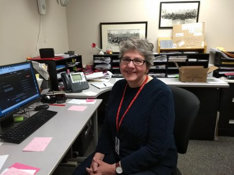 Staff Profile: Mary Mahaffa