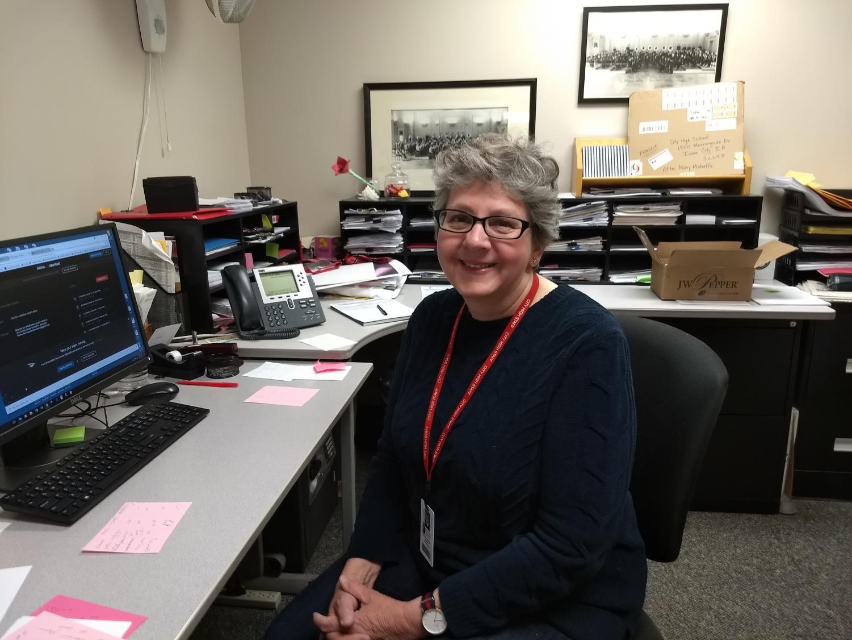 Staff Profile: Mary Mahaffa